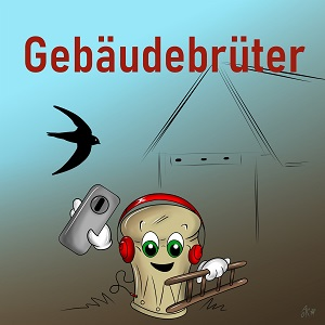 Podcast-Gebaeudebrueter